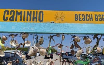 Walking the Camino Portugues  10-26 July 2020