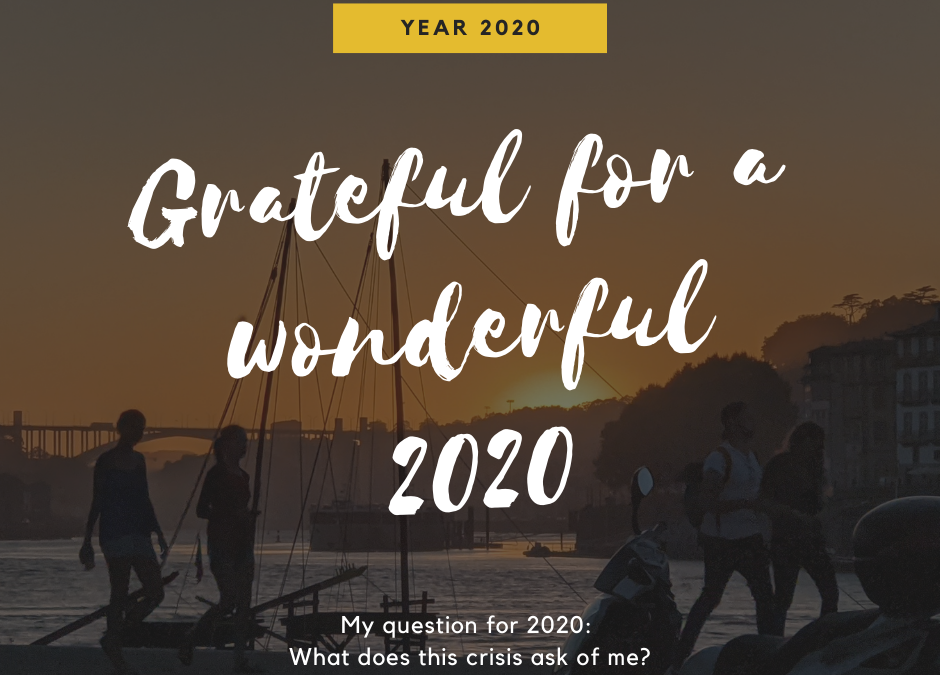 Reflecting on 2020 – what an incredible year this has been!