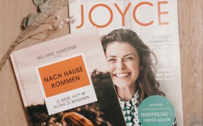 Buchverlosung: Nach Hause kommen – 12 Wege, Gott im Alltag zu begegnen