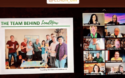 """Had such a fantastic launch of my organisation """"LeadNow"""""""