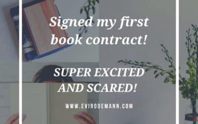 Writing a book – an interesting process!